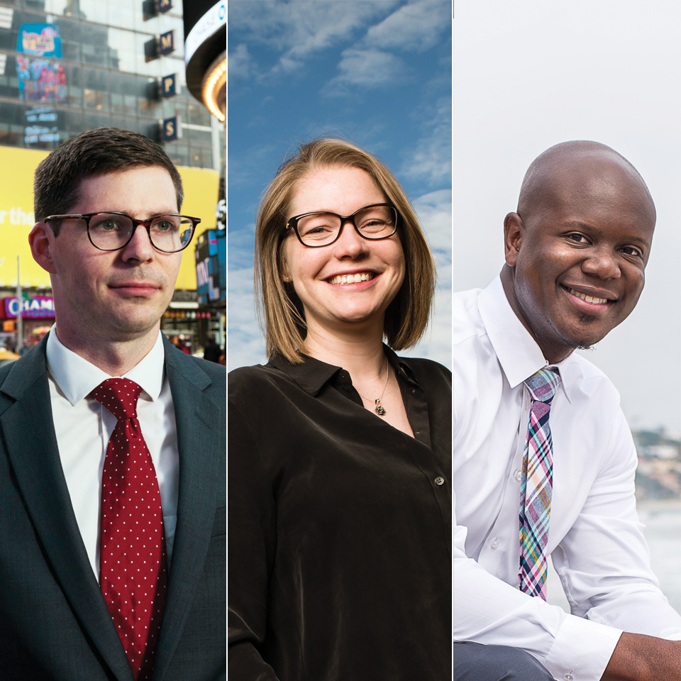 Three Rotman grads on living and working in the US