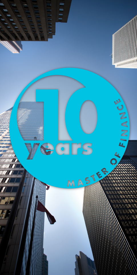 10 Years of the Rotman Master of FInance program