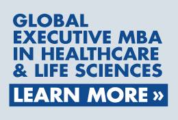 Learn more about the Global Executive MBA in Healthcare and the Life Sciences